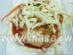 韓式披薩 韓式泡菜