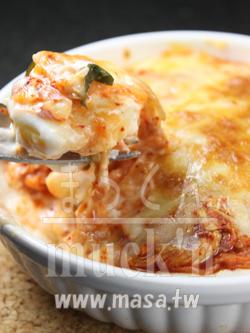 下酒,焗烤-不用怕辣!韓式泡菜馬鈴薯焗烤